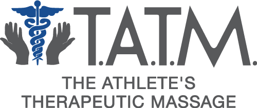 The Athlete's Therapeutic Massage Logo